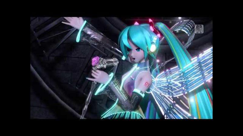 【PS4FT】ロミオとシンデレラ【初音ミク:セレブレーション】PV
