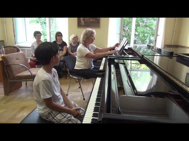 06.08.2017 Daniel Tyurin. II-nd International Summer School, Moscow