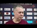 Александр Китов Матч шел до гола к сожалению забили не мы