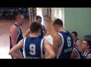 БК Рос-Нива - БК Жигулевск. Чемпионат Самарской области по баскетболу