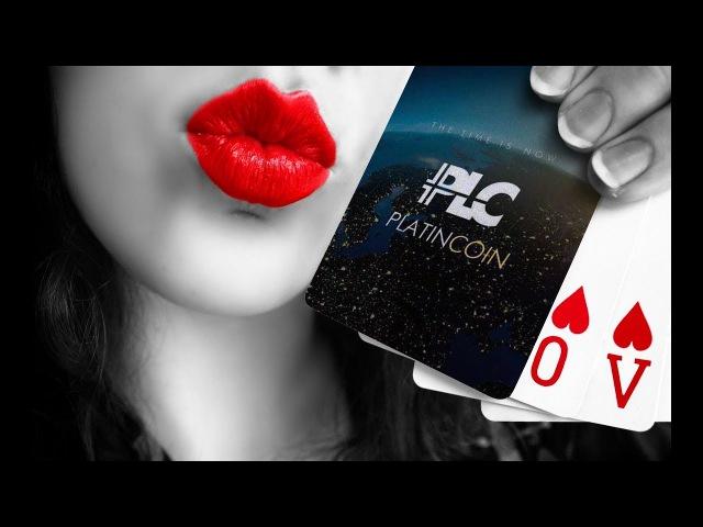 PlatinCoin ОПЛАТА VISA MasterCard