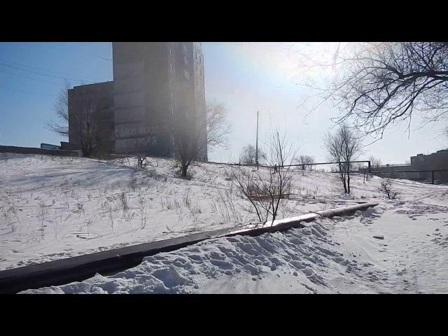 Майкудук | 15-ый мкр, дом №6 и четыре девятиэтажки