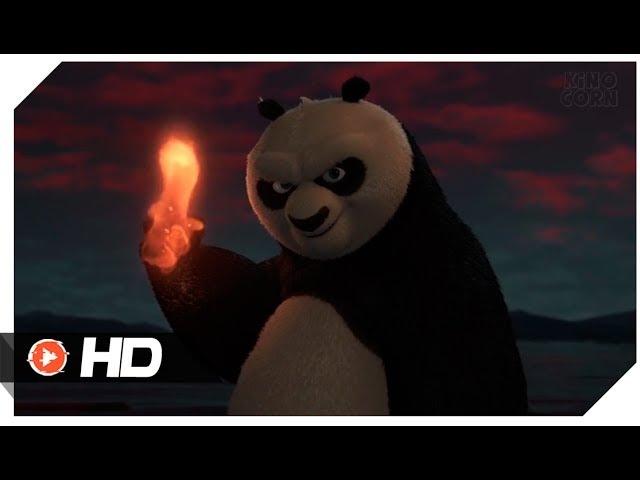 По против Лорда Шеня Финальная битва Кунг фу Панда 2