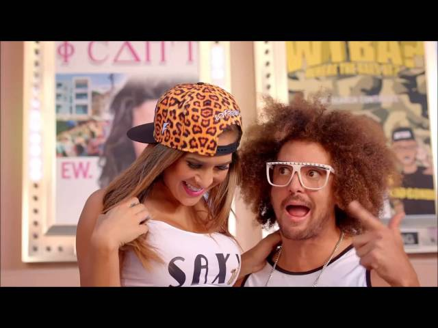 REDFOO - New Thang bass boosted by xtr3m3_fl00d3r