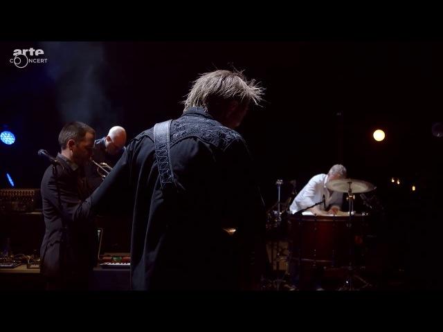 2014 Arve Henriksen, Jan Bang, Stian Westerhus и Ingar Zach на фестивале Like a Jazz Machine