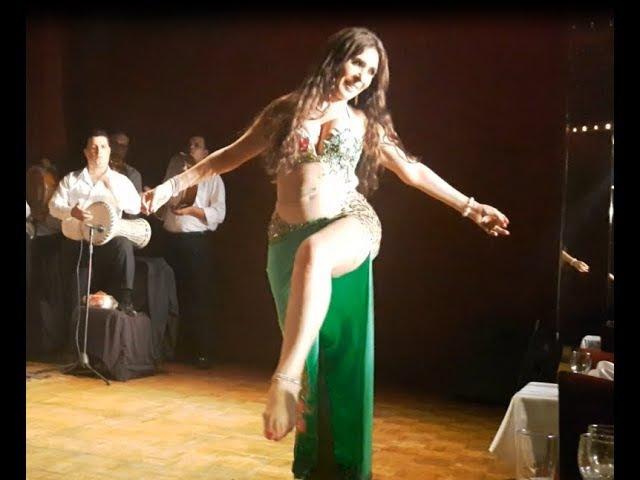 Dina, Semiramis Cairo, Taht El Shibak Choreography الراقصة دينا