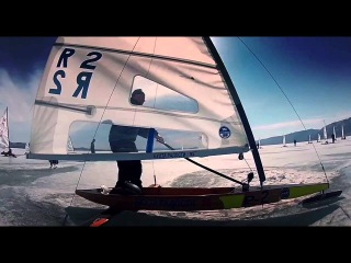 Baikal Ice Yacht Racing 2012 Trailer