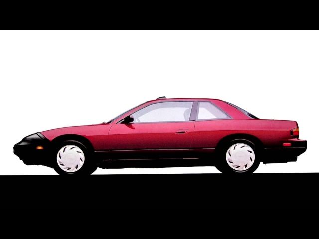 Nissan 240SX XE Coupe S13 '1989–90