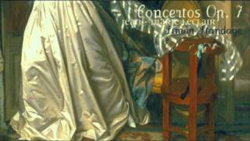 J. M. Leclair: Op. 7 / Six Concerti à trois violons, alto et basse (1737) / Collegium Musicum 90