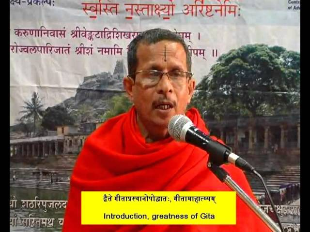 Part2 Introduction, Greatness of Gita