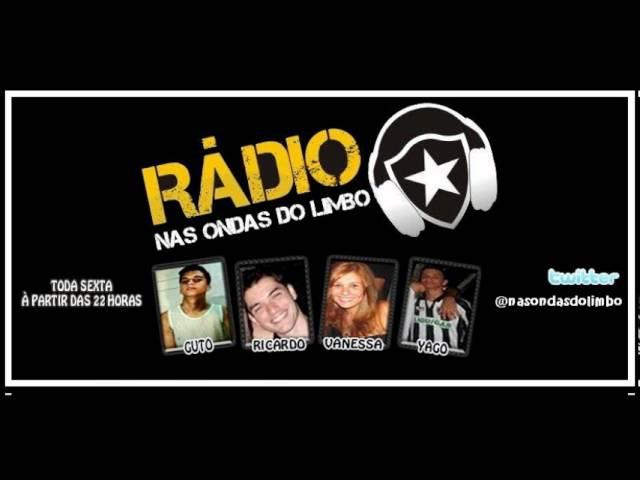 Radio nas Ondas do Limbo passando trote para Banda Balladeiros.