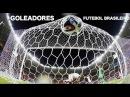 Os maiores artilheiros da década no Futebol Brasileiro