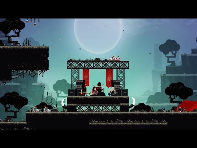 Brutal Brutalness - A Heavy Metal Journey - Game trailer