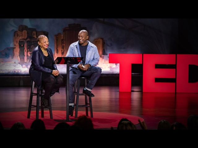 A mother and son united by love and art Deborah Willis and Hank Willis Thomas
