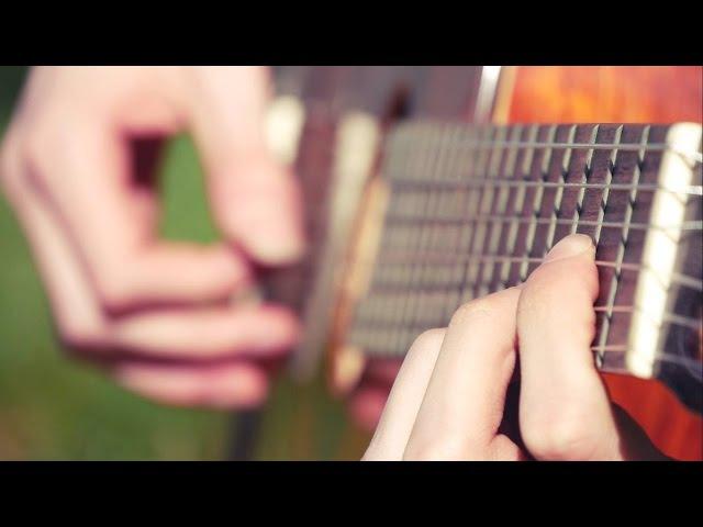 Yann Tiersen - Comptine d'un autre été (Guitar Cover) tabs