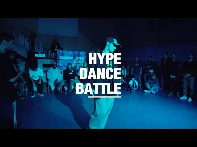 HYPE DANCE BATTLE 2017 | HOUSE DANCE FINAL | Andrey Stylez vs Maximus | Danceproject.info