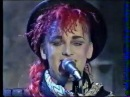 Culture Club. Do You Really Want To Hurt Me? (Acoustic Mix) (Live French TV 1984)