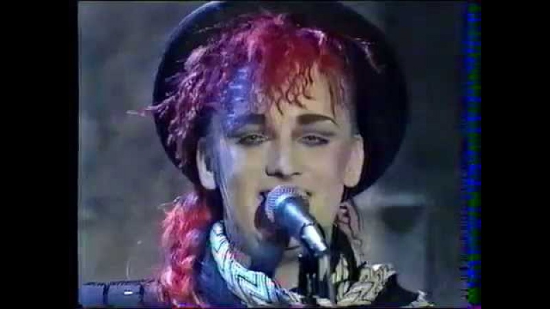 Culture Club. Do You Really Want To Hurt Me? 1984