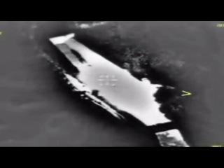 Нанесение удара ВКС РФ по технике террористов в провинции Идлиб