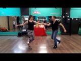 Виталий и Елена - Open Class Zouk Demo (Music Feels Great (feat. Fetty Wap &amp CVBZ) - Cheat Codes)