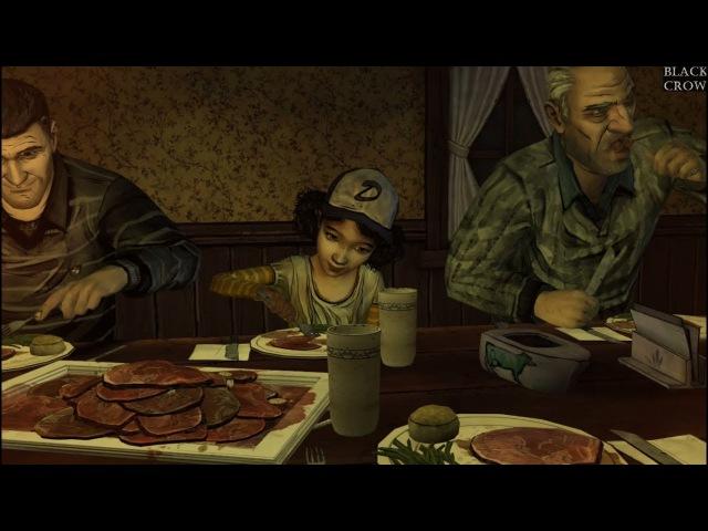 The Walking Dead 4 S1Ep2 - Долгожданный ужин
