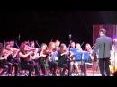 Hardy Orchestra Palladio Karl Jenkins cover Танго смерти Комсомольск Украина 20 03 2016