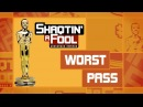 Shaqtin' A Fool Midseason Awards Worst Pass