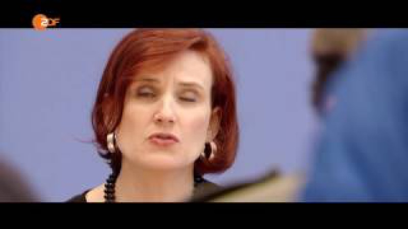 Dieses Video zeigt die Wahrheit über Sahra Wagenknecht (Die Linke)