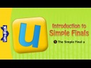 Introduction to Simple Finals 5: The Simple Final u | Level 1 | Chinese | By Little Fox