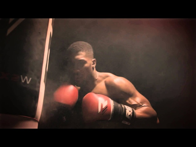 RDX Sports Presents New Brand Ambassador Anthony Joshua