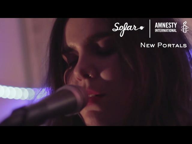 New Portals - Sunshine   Sofar Belfast - GIVE A HOME 2017