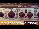 TC Electronic M350: All Effects | Drums, Vocals Guitar