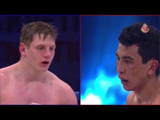 TATNEFT CUP | Sher Mamazulunov Hambahadov VS Dmitriy Menshikov | Бои по правилам TNA