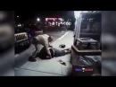 Полицейский застрелил мужчину на глазах у его дочери и жены