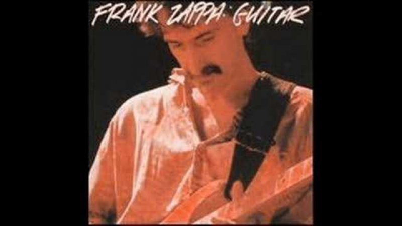 Frank Zappa- Return of of the Son of Shut up 'n Play Yer Guitar