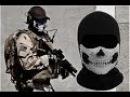 МАСКА С ЧЕРЕПОМ (ПРИЗРАК) И ДРУГИЕ МАСКИ С ALIEXPRESS / The mask with a skull from China
