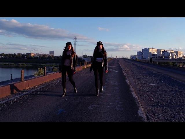 Dancehall choreo by Dara Dashiki song Vybz Kartel U F O medz танцы