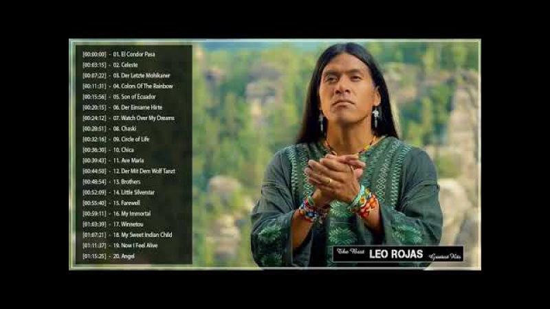 Leo Rojas Instrumental New Songs 2018 - Best Romantic Panflute Of Leo Rojas