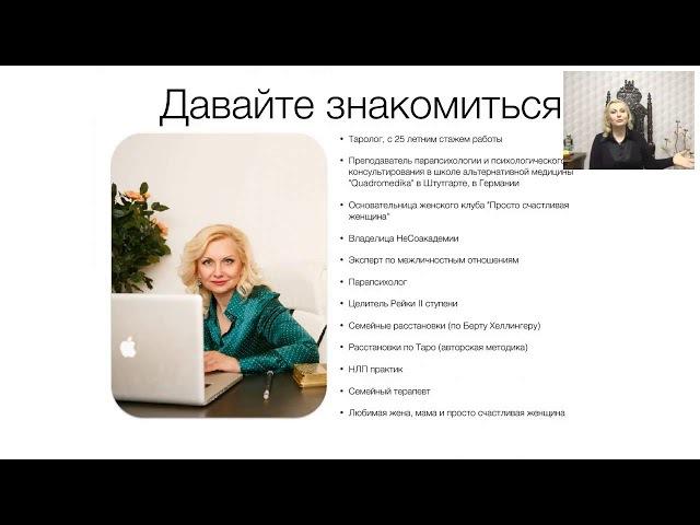 Интенсив Софии Вюрстлин