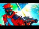 Marvel Infinity War ep7 Star-Lord/Звёздный Лорд OpenBOR Марвел Война Бесконечности эпизод 7