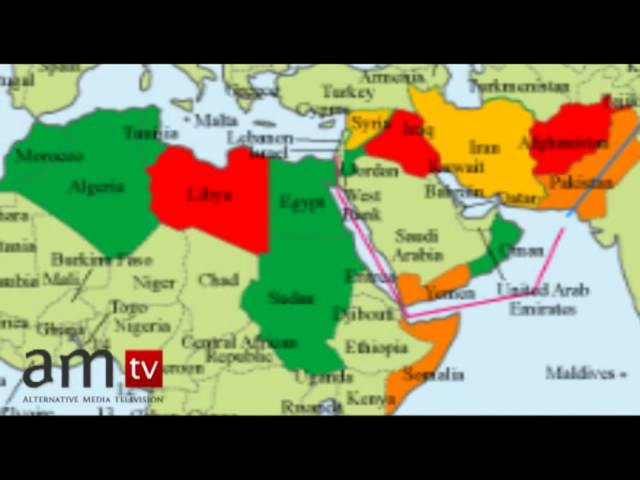 The Elite's Strategic Destabilization in the Middle East