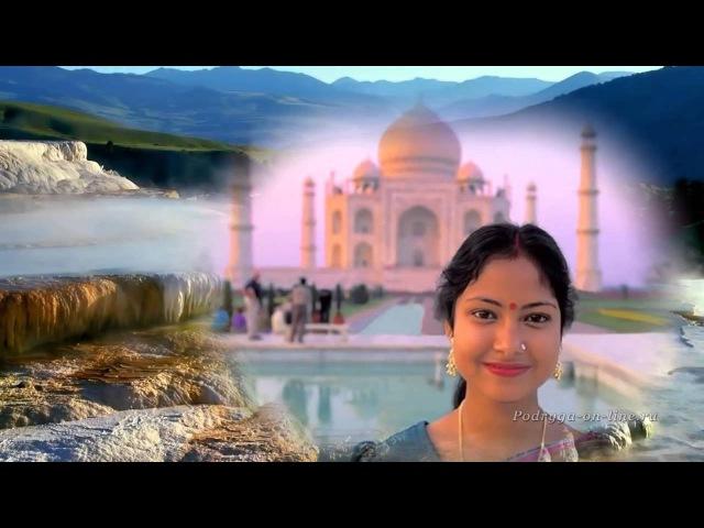 Мантра Харе Кришна Очень красивая музыка и голос Очищает сердце, убирает бесп...
