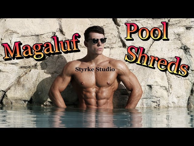 MAGALUF Insane Poolside Shreds Elliot Styrke Studio Ibiza