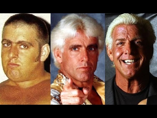 Ric Flair Transformation 2017 | From 18 To 68 |