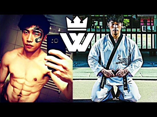 BEST TaeKwonDo Athlete CRAZY HOOK KICK