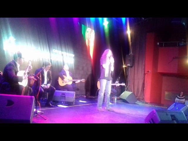 Meu Fado Meu (Mariza cover) Aleks Reineke