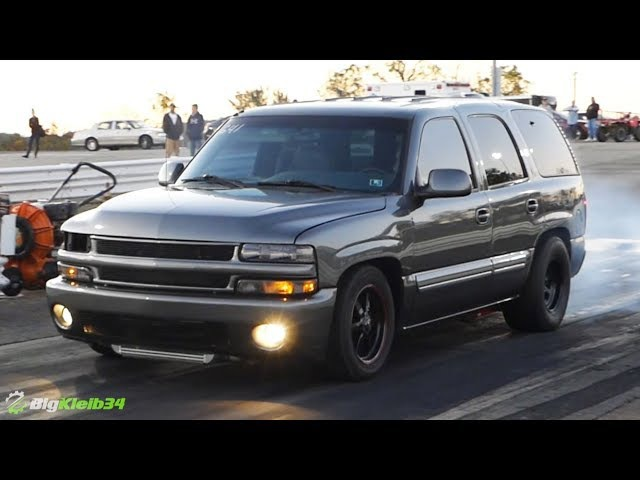 Chevrolet Tahoe Turbo