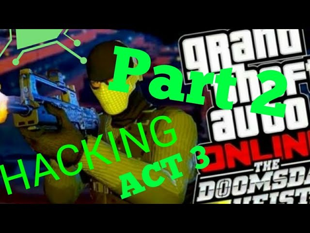 GTA 5 - DOOMSDAY DLC - ACT 3 - TUTORIAL - EXTRA HACKS FOUND FOR SERVERS (Re- Upload )