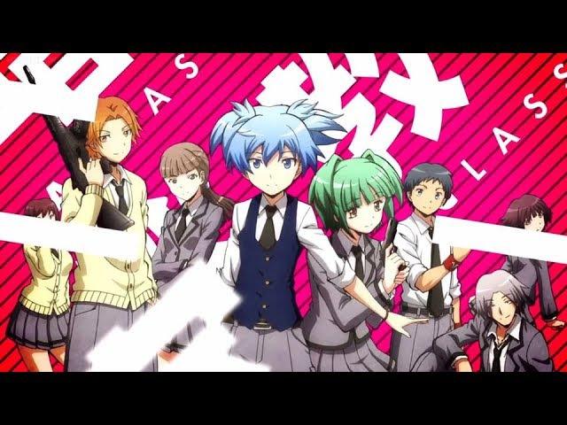 топ 2 клипа по аниме класс убийц (Карма и Нагиса)