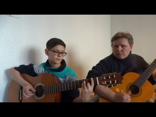 Despacito guitar cover Luis Fonsi Daddy Yankee ft. Justin Bieber Peter Barski 12 years old